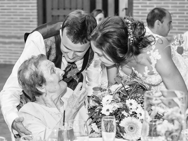 La boda de Alberto y Elena en Carranque, Toledo 17