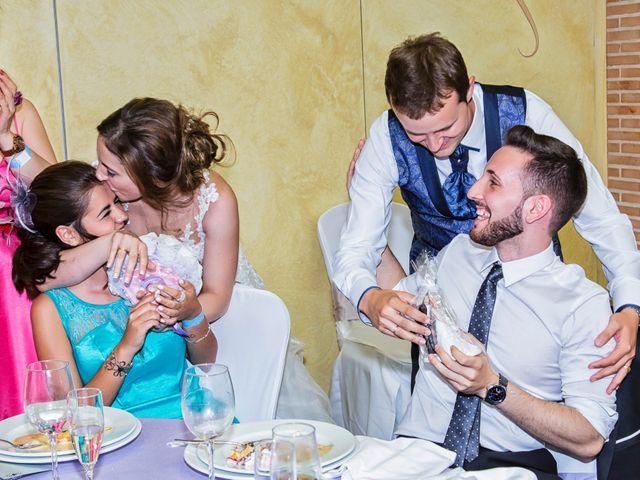 La boda de Alberto y Elena en Carranque, Toledo 19