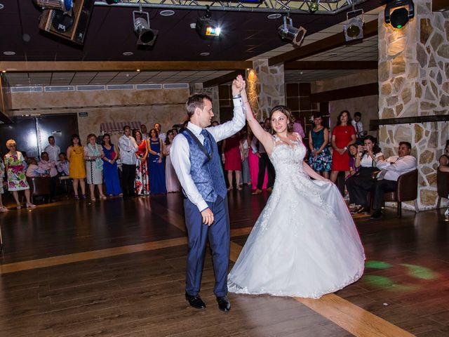 La boda de Alberto y Elena en Carranque, Toledo 21