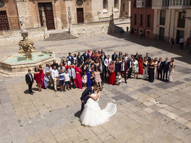 La boda de Iván  y Natalia en Burgos, Burgos 5