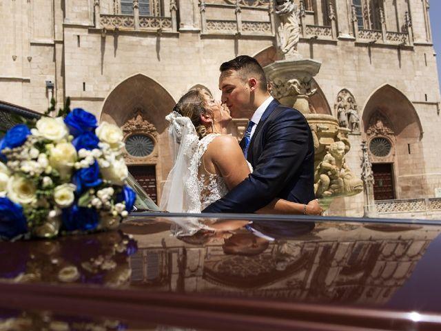 La boda de Iván  y Natalia en Burgos, Burgos 6