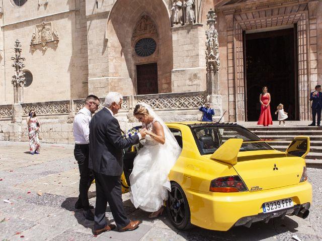 La boda de Iván  y Natalia en Burgos, Burgos 7