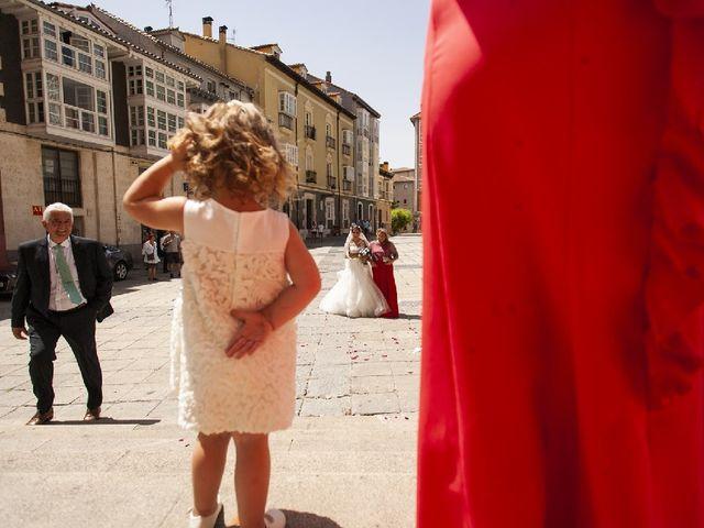 La boda de Iván  y Natalia en Burgos, Burgos 10