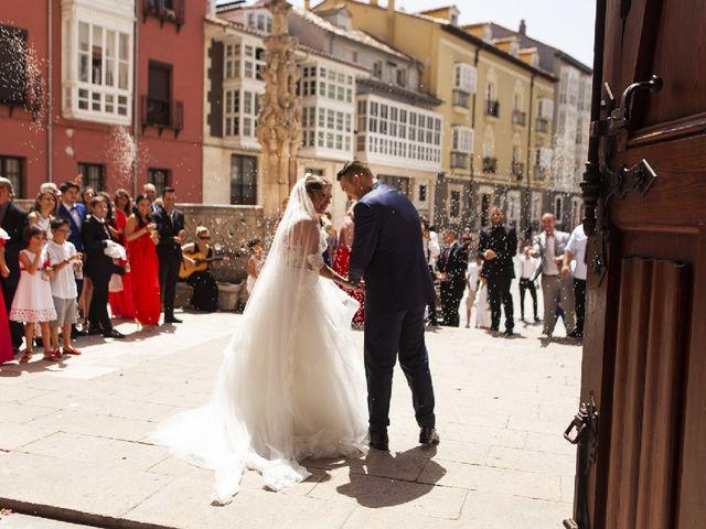 La boda de Iván  y Natalia en Burgos, Burgos 12