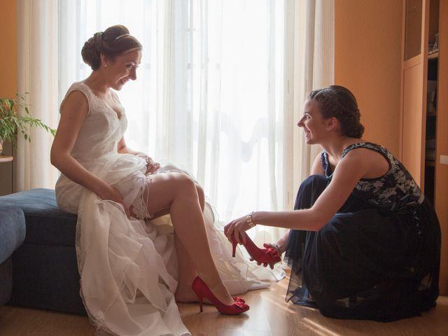 La boda de Victor y Lara en Aguilar De Campoo, Palencia 2
