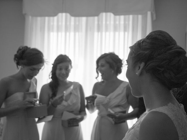 La boda de Victor y Lara en Aguilar De Campoo, Palencia 6