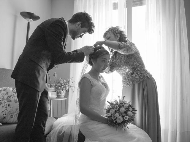 La boda de Victor y Lara en Aguilar De Campoo, Palencia 9