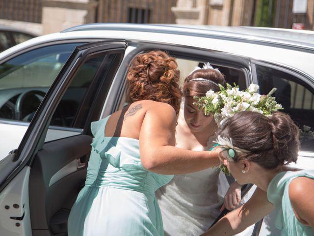 La boda de Victor y Lara en Aguilar De Campoo, Palencia 11