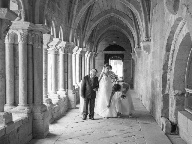 La boda de Victor y Lara en Aguilar De Campoo, Palencia 12