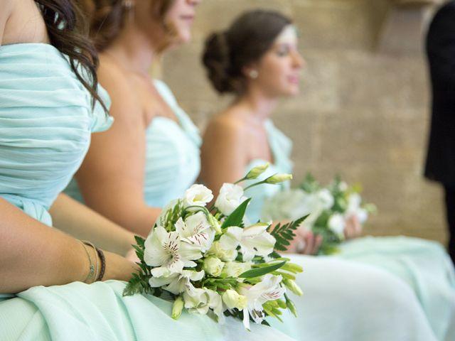 La boda de Victor y Lara en Aguilar De Campoo, Palencia 17