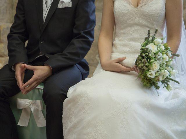 La boda de Victor y Lara en Aguilar De Campoo, Palencia 18