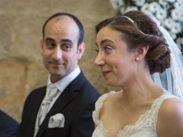 La boda de Victor y Lara en Aguilar De Campoo, Palencia 19
