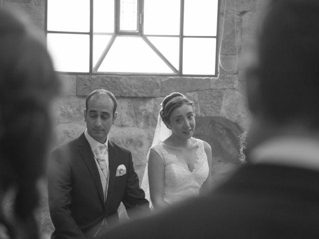 La boda de Victor y Lara en Aguilar De Campoo, Palencia 21