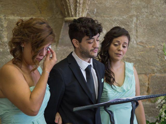 La boda de Victor y Lara en Aguilar De Campoo, Palencia 22