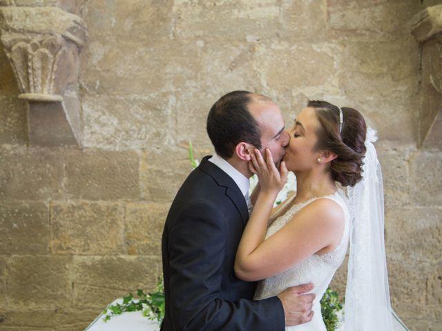 La boda de Victor y Lara en Aguilar De Campoo, Palencia 26