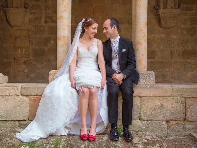 La boda de Victor y Lara en Aguilar De Campoo, Palencia 29