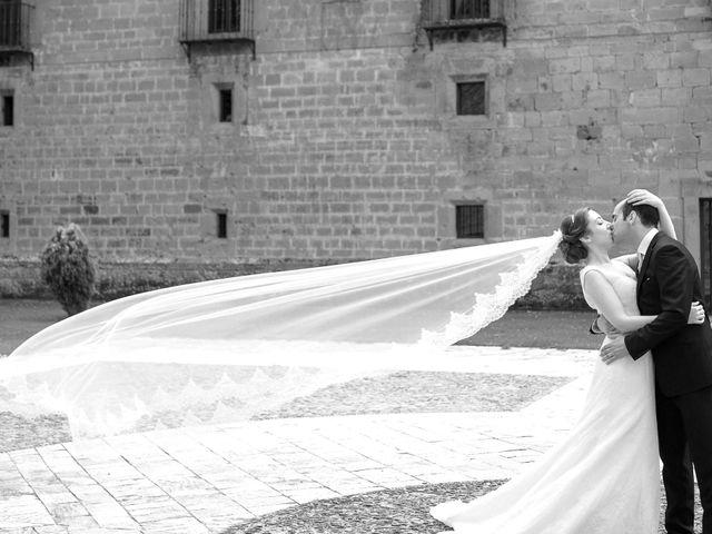 La boda de Victor y Lara en Aguilar De Campoo, Palencia 1