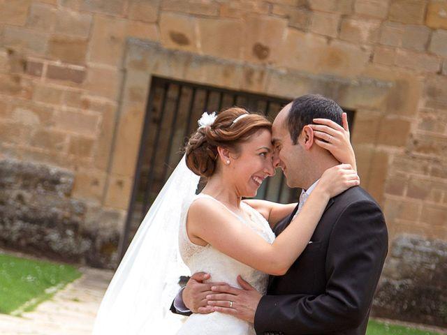 La boda de Victor y Lara en Aguilar De Campoo, Palencia 30