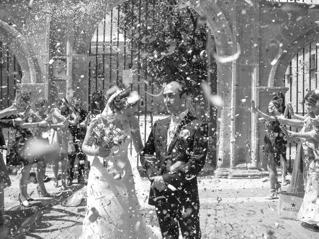 La boda de Victor y Lara en Aguilar De Campoo, Palencia 31