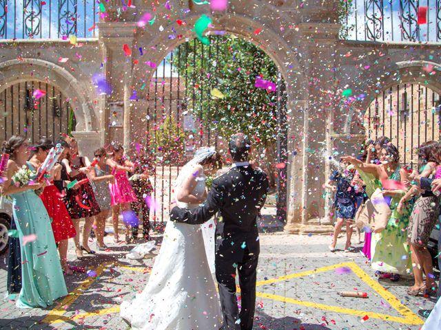La boda de Victor y Lara en Aguilar De Campoo, Palencia 32