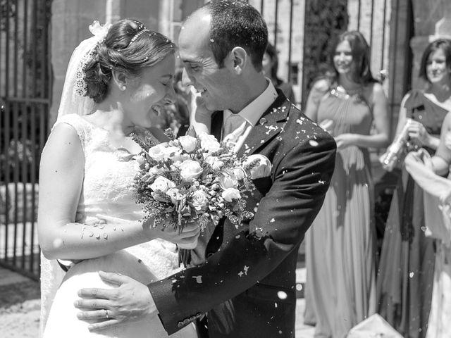 La boda de Victor y Lara en Aguilar De Campoo, Palencia 33