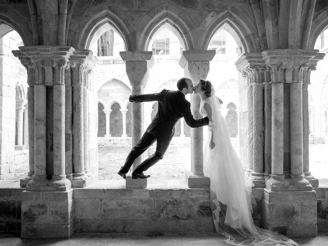 La boda de Victor y Lara en Aguilar De Campoo, Palencia 35