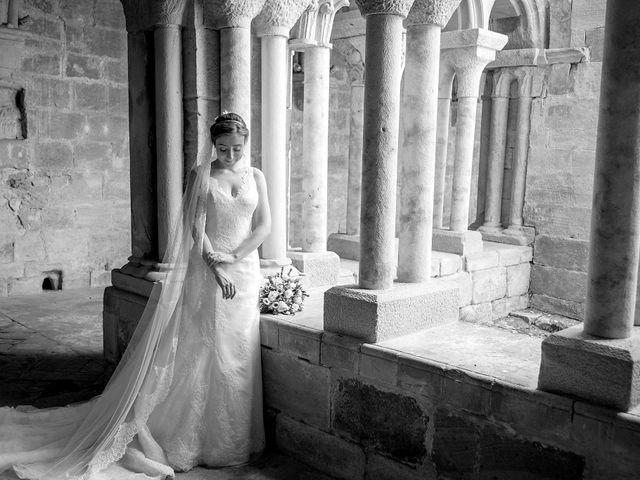 La boda de Victor y Lara en Aguilar De Campoo, Palencia 36