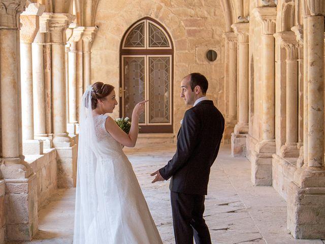 La boda de Victor y Lara en Aguilar De Campoo, Palencia 37