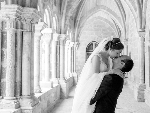 La boda de Victor y Lara en Aguilar De Campoo, Palencia 38