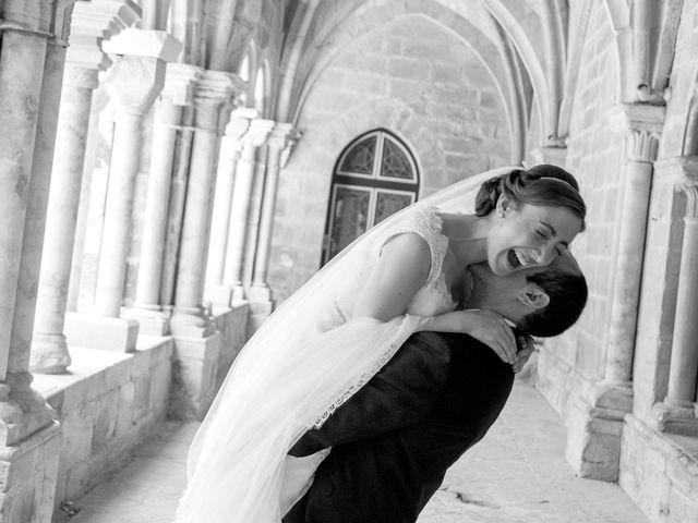 La boda de Victor y Lara en Aguilar De Campoo, Palencia 39