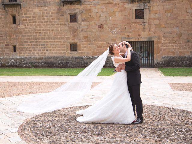 La boda de Victor y Lara en Aguilar De Campoo, Palencia 40