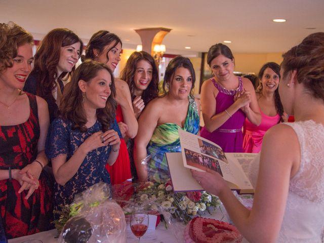 La boda de Victor y Lara en Aguilar De Campoo, Palencia 44