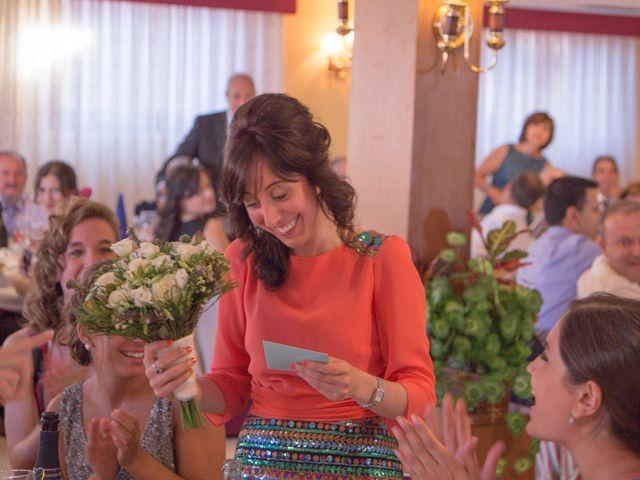 La boda de Victor y Lara en Aguilar De Campoo, Palencia 47