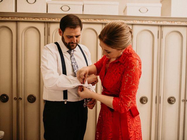 La boda de Carlos y Marialu en Campo De Criptana, Ciudad Real 14