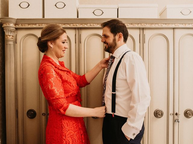 La boda de Carlos y Marialu en Campo De Criptana, Ciudad Real 15