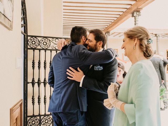La boda de Carlos y Marialu en Campo De Criptana, Ciudad Real 22