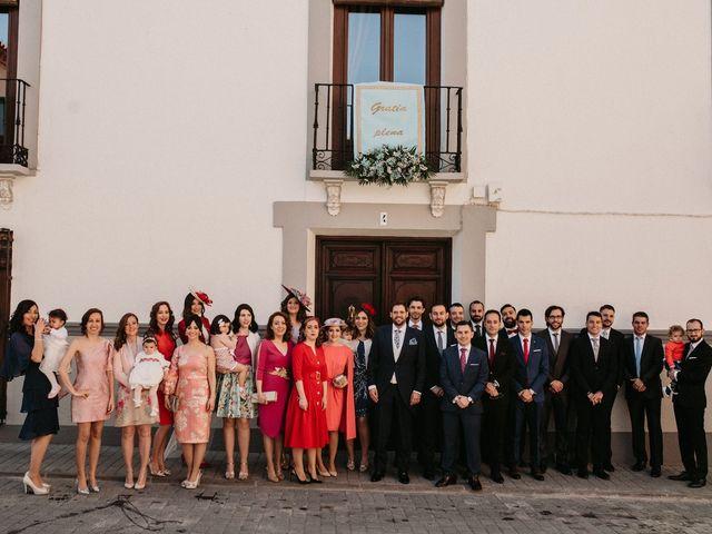 La boda de Carlos y Marialu en Campo De Criptana, Ciudad Real 34