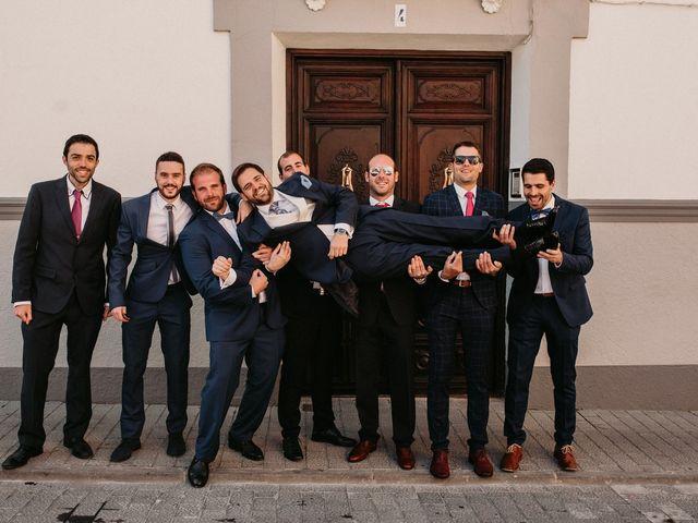 La boda de Carlos y Marialu en Campo De Criptana, Ciudad Real 35