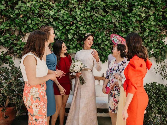 La boda de Carlos y Marialu en Campo De Criptana, Ciudad Real 63