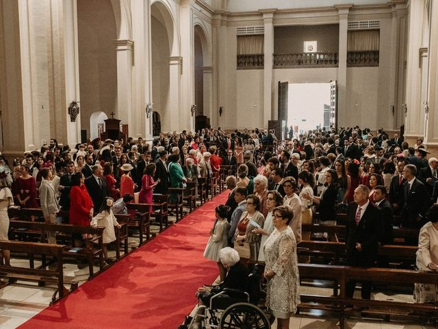La boda de Carlos y Marialu en Campo De Criptana, Ciudad Real 73