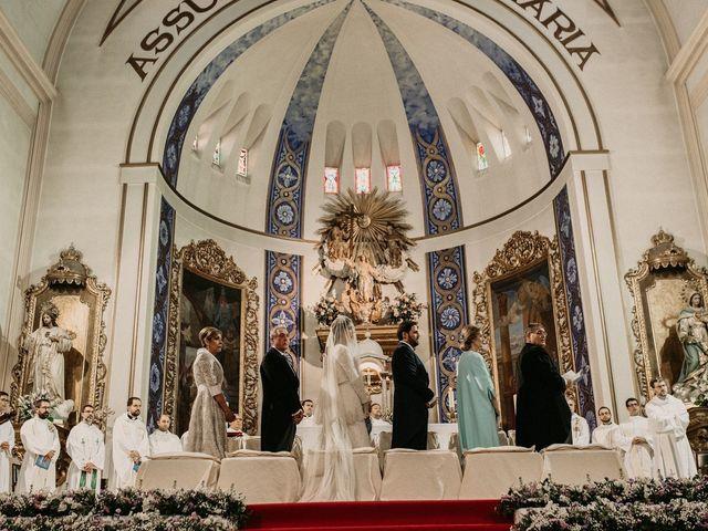 La boda de Carlos y Marialu en Campo De Criptana, Ciudad Real 82