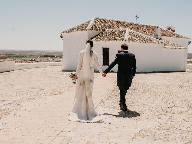 La boda de Carlos y Marialu en Campo De Criptana, Ciudad Real 102