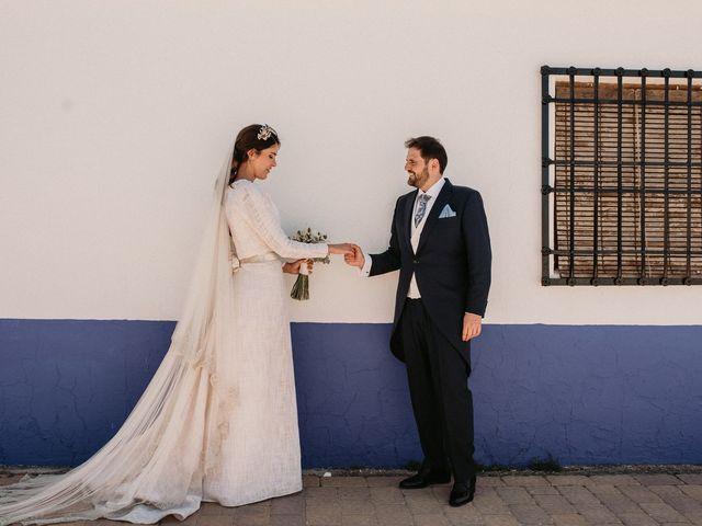 La boda de Carlos y Marialu en Campo De Criptana, Ciudad Real 108