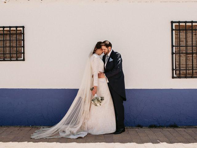 La boda de Carlos y Marialu en Campo De Criptana, Ciudad Real 109