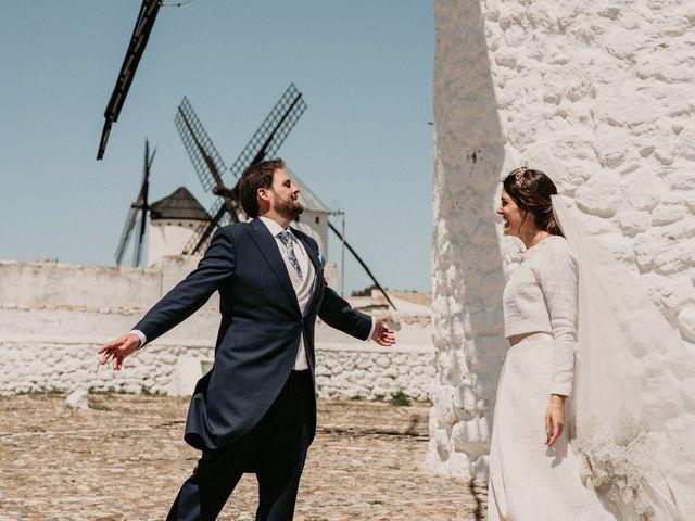 La boda de Carlos y Marialu en Campo De Criptana, Ciudad Real 112