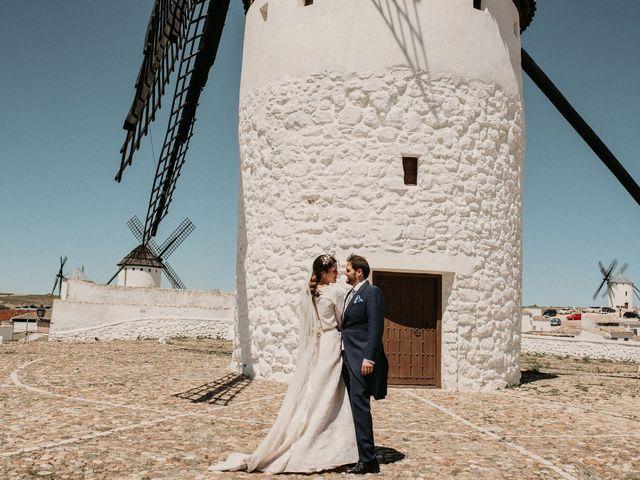 La boda de Carlos y Marialu en Campo De Criptana, Ciudad Real 114