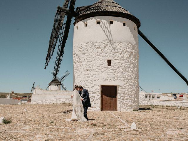 La boda de Carlos y Marialu en Campo De Criptana, Ciudad Real 115
