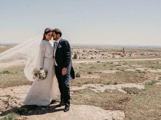 La boda de Carlos y Marialu en Campo De Criptana, Ciudad Real 119