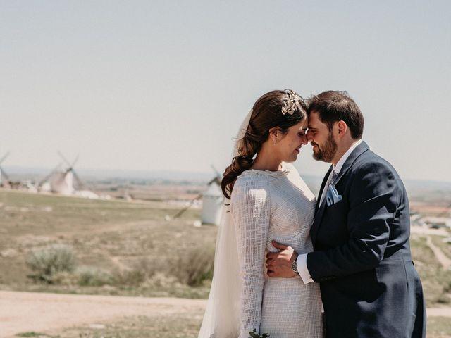 La boda de Carlos y Marialu en Campo De Criptana, Ciudad Real 120