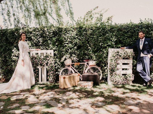 La boda de Carlos y Marialu en Campo De Criptana, Ciudad Real 126